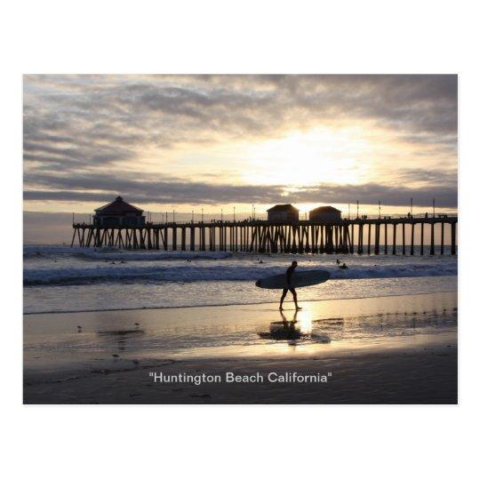 "IMG_5899, ""Huntington Beach California"" Postcard"