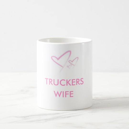 img-thing, TRUCKERS, WIFE Coffee Mug