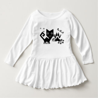 iMia design • Sweet dress with cat/lions