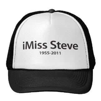 iMiss Steve Mesh Hat