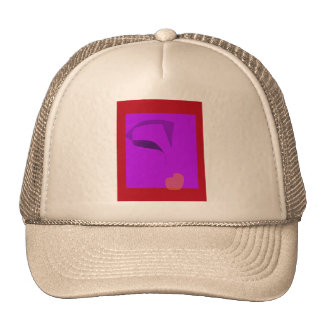 Imitation Trucker Hat