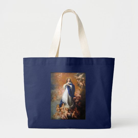 Immaculata Blue Army Marian Bag
