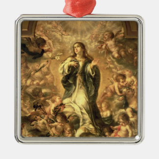 Immaculate Conception, 1670-1672 Christmas Ornament
