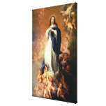 Immaculate Conception of the Escorial, c.1678 Stretched Canvas Print