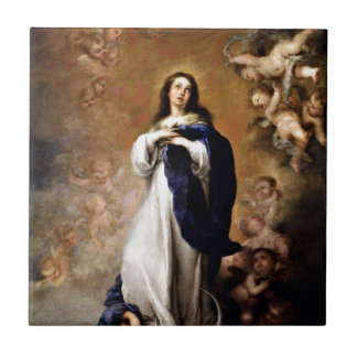 Immaculate Conception Tile