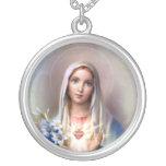 Immaculate Heart of Mary Custom Jewelry