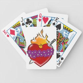 Immaculate Heart of Mary Card Decks