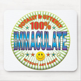 Immaculate Totally Mouse Mats