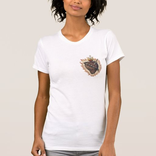 immaculte heart of mary T Tshirt