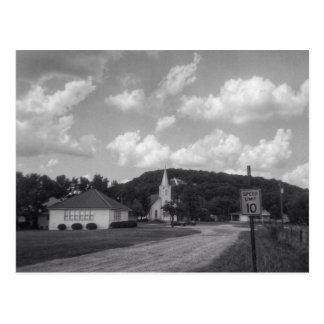 Immanuel Lutheran Church - Copperas Cove, TX Postcard