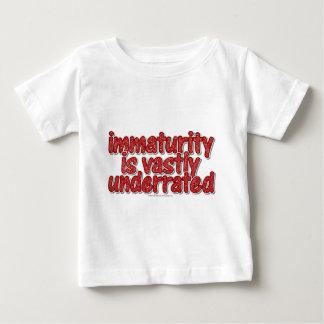 Immaturity Baby T-Shirt
