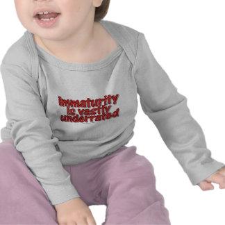 Immaturity Tshirts