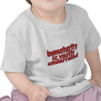 Immaturity Shirts