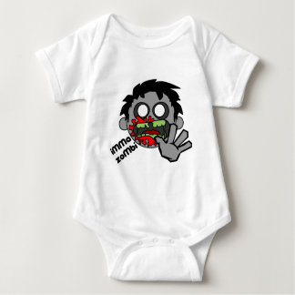 immazombi baby bodysuit