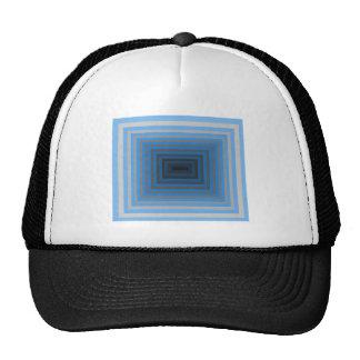 Immersed in Grey Modern Art Design CricketDiane Trucker Hat