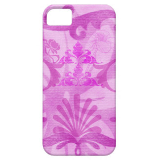 Immersion 'Floral' Graphic iPhone 5 Durable Case