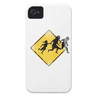 Immigrant crossing Faded.png Case-Mate iPhone 4 Case