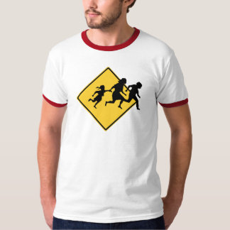 Immigrant crossing T-Shirt