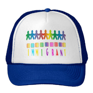 Immigrant Trucker Hats