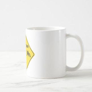 Immigration Crossing Coffee Mug
