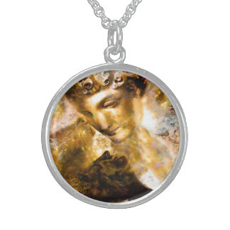 Immortality Sterling Silver Necklace