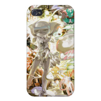 immortalization cover for iPhone 4