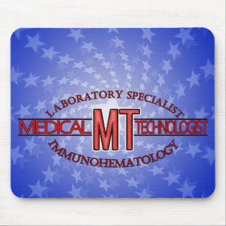 IMMUNOHEMATOLOGY SPECIALIST MT MEDICAL TECHNOLOGIS MOUSE PAD
