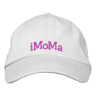 iMoMa Embroidered Baseball Cap