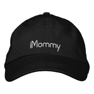 iMommy Embroidered Baseball Cap