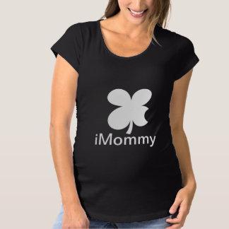 iMommy pregnancy shirt | Apple logo parody