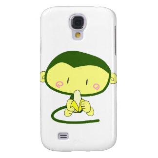 iMonkey the Third Galaxy S4 Case