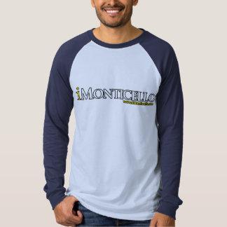 iMonticello Logo Design 3 Shirt 3