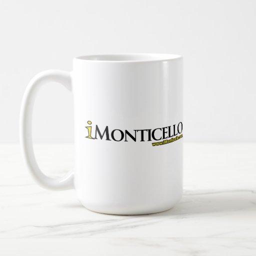 iMonticello Logo Design 4 Mug