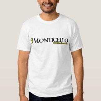 iMonticello Logo Design 4 Shirt 3
