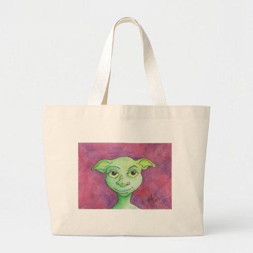 Imp Canvas Bags