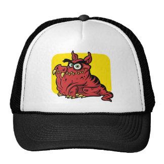 Imp Creature Mesh Hats