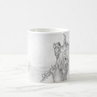 Imp Pit Coffee Mugs