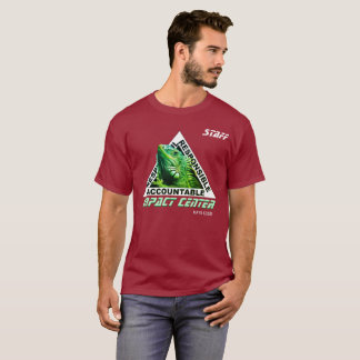iMPACT CENTER Iguana Design T-Shirt