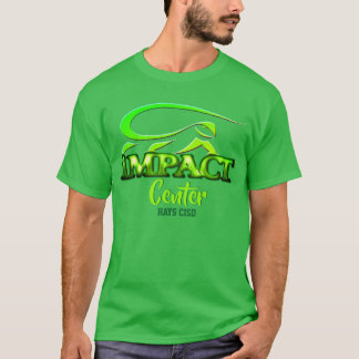 Impact Center - Iguana design T-Shirt