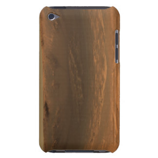 Impact crater Endurance on the surface of Mars iPod Touch Case