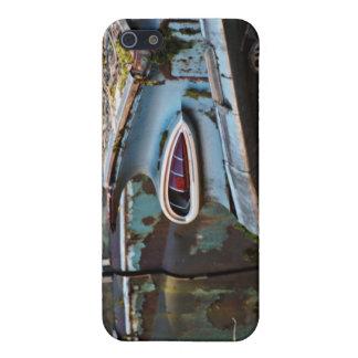 Impala Back Light iPhone 5 Cases