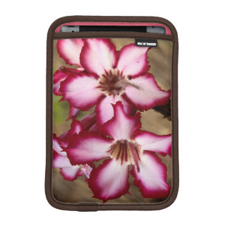Impala Lily (Adenium Multiflorum), Kruger iPad Mini Sleeve