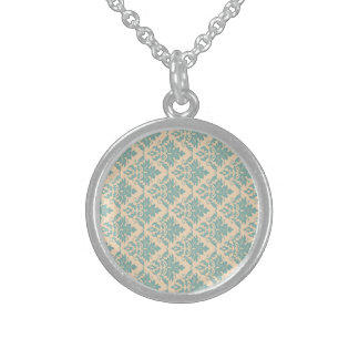 Impartial Vibrant Lucky Wondrous Round Pendant Necklace