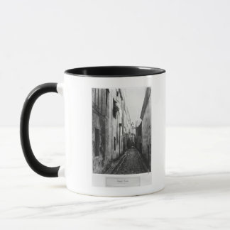 Impasse Briard, from cite Coquenard, Paris Mug