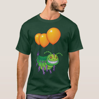 Impatient Caterpillar T-Shirt