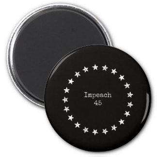 Impeach 45 magnet