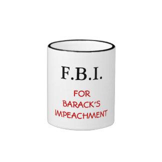 Impeach Barack Ringer Mug
