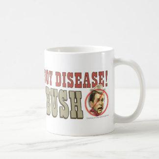 Impeach Bush Mug