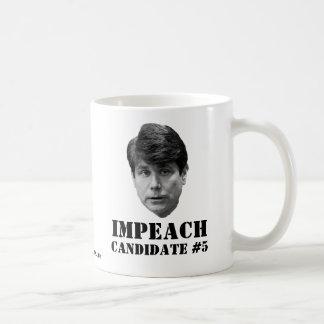 Impeach Candidate #5 Coffee Mugs