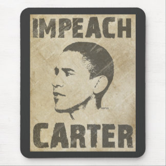 Impeach Carter Mouse Pad